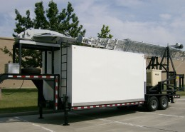 AllTech Communications Cell on Wheels, Telescopic Tower, Trailer & Telecom Shelter Manufacturing Company Slider-01