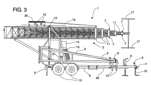 AllTech Communications Cell on Wheels, Telescopic Tower, Trailer & Telecom Shelter Manufacturing Companys SELF-GUYING TOWER PATENT (3)