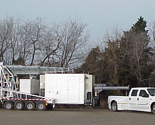 Mobile Tower Trailer Solutions | Cell on Wheels - AllTech Communications